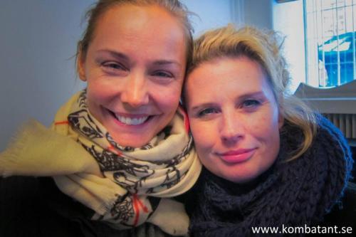 Carina Berg  Christine Meltzer