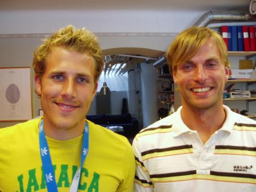 Tobias Hysén & Markus Johannesson